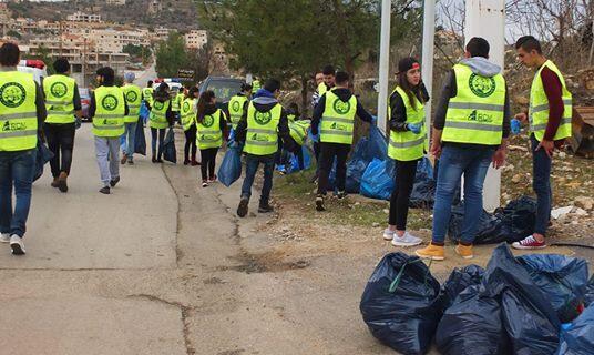 """مبادرة لـ """"اتحاد بلديات جبل الشيخ"""" تثمر 6 آلاف شجرة"""