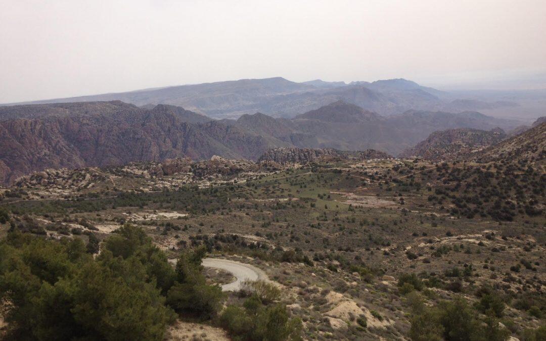 إدماج التغير المناخي في خطط إدارة المحميات الطبيعية