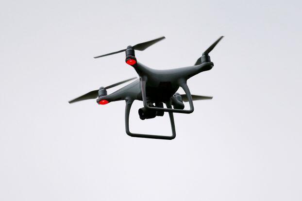 Un dron 'asesino'