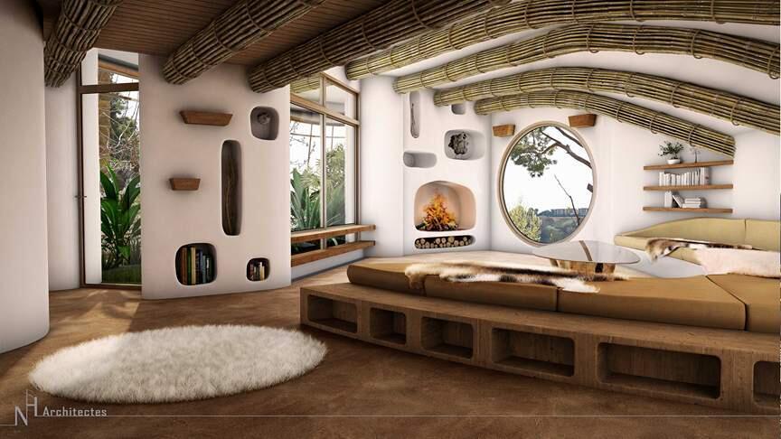 """بسكنتا تحتضن أول """"بيت أخضر"""" في لبنان والشرق الأوسط"""