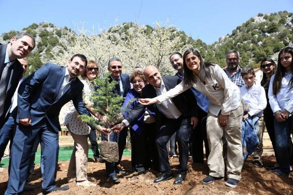جمعية التحريج في لبنان: مشاريع للحفاظ على غابات لبنان