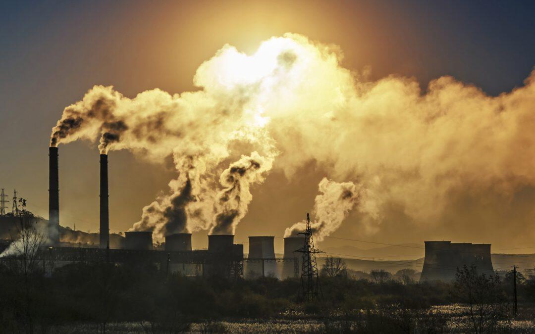 التلوث يهدد استمرار الجنس البشري