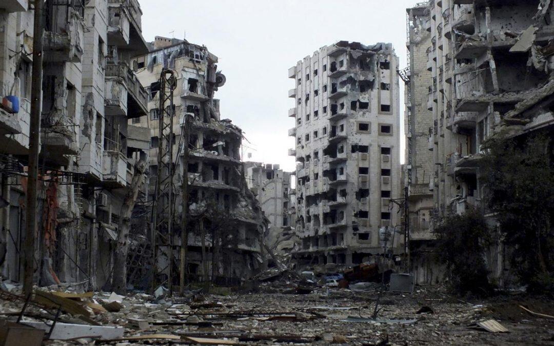 إعادة إعمار سوريا والإدارة البيئية