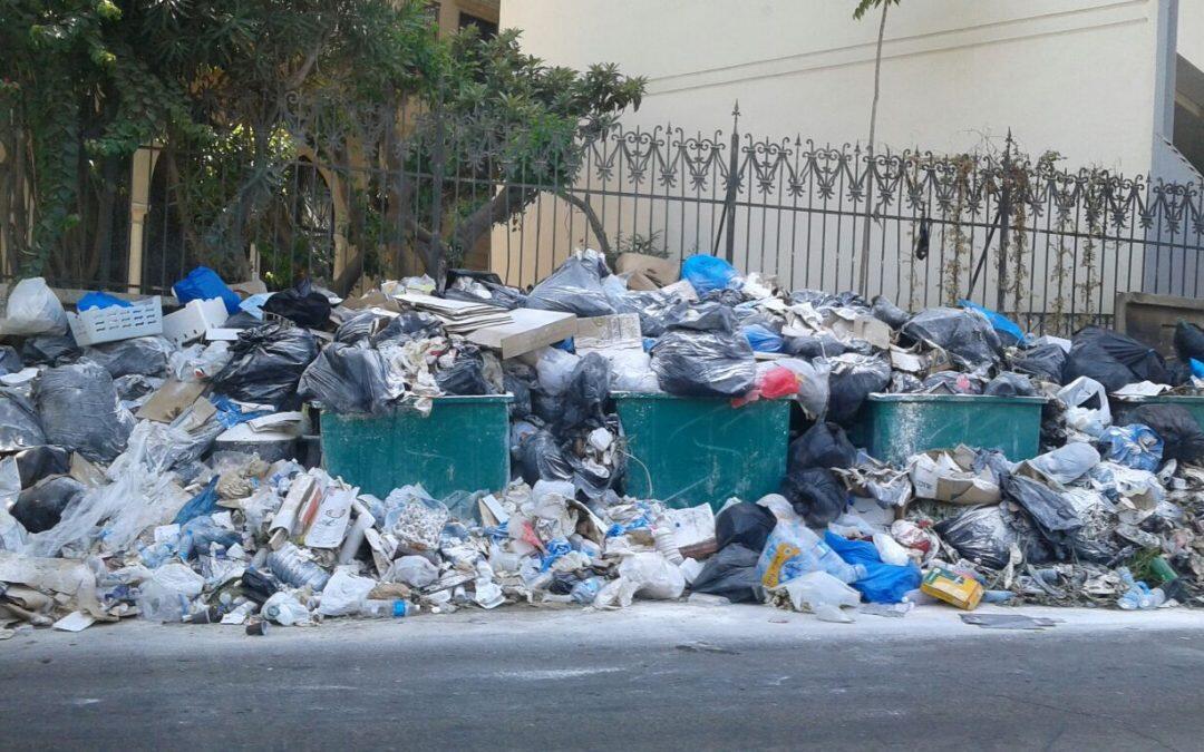 النفايات في لبنان وما أدراك ما النفايات..