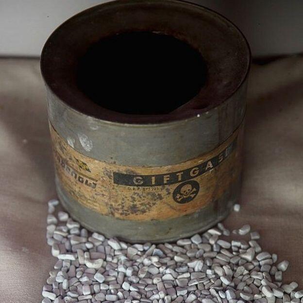 Les notes du détenu d'Auschwitz de l'enfer ont finalement révélé