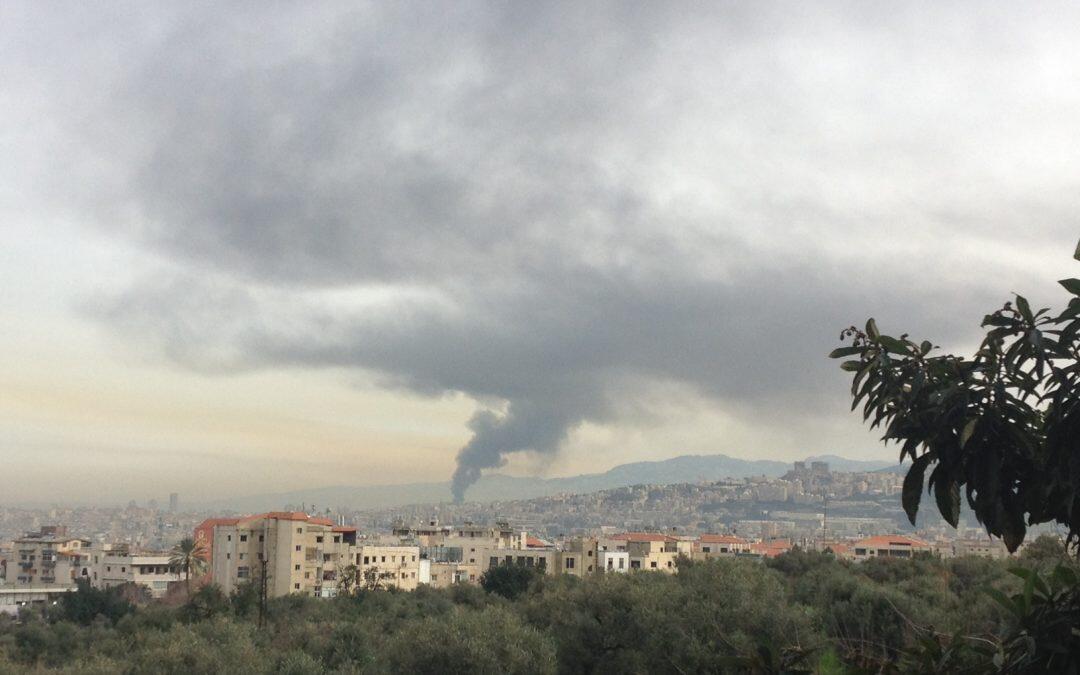 من المسؤول عن السلامة العامة في مصانع لبنان؟