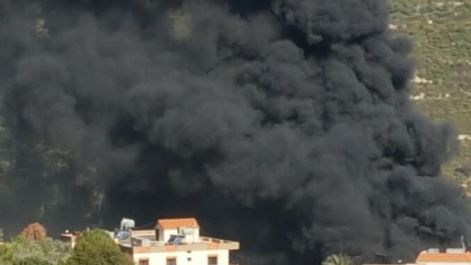 حرائق محطات الوقود ..  مواد خطرّة وسّامة  ذات أضرار بيئيّة  وصحيّة