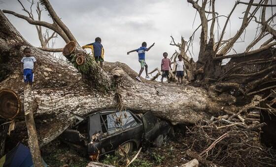 الـيونيسف: تغير المناخ يضع الأطفال في خطرٍ مباشرٍ ويهدد مستقبلهم