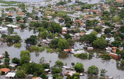 كوارث الطبيعة تفتك بـ 1.3 مليون شخص … وتسبب خسائر إقتصادية وزراعية فادحة