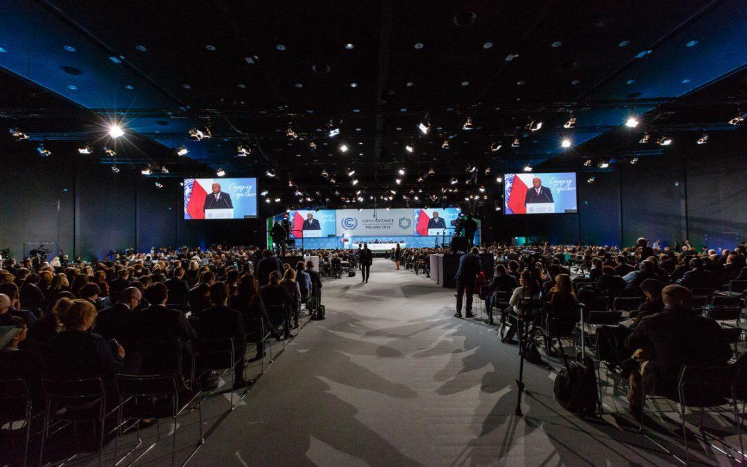  مجموعة الدول العربية تعرقل كما العادة مفاوضات المناخ في بولندا