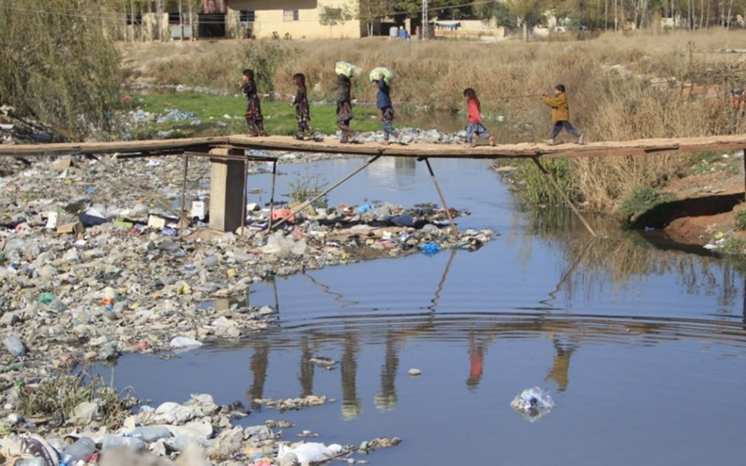 تلوث الليطاني…الكارثة البيئية الكبرى
