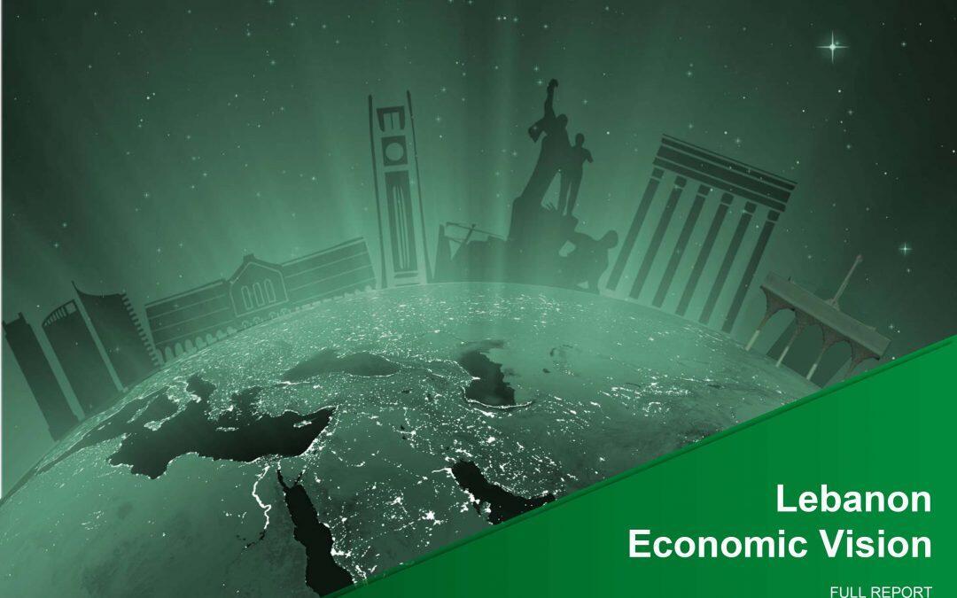 Mckinsey's full report regarding Lebanon's economic vision
