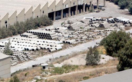 """""""الأسبستوس"""" كارثة مستمرة في لبنان"""