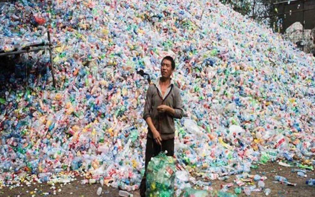 غرينبيس: تركيا واحدة من أكبر مناطق العالم إستقبالاً للنفايات البلاستيكية