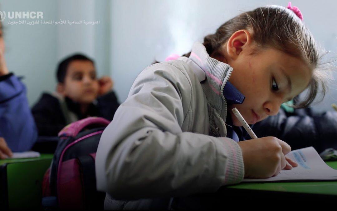 المفوضية السامية لشؤون اللاجئين: 3.7 مليون طفل  أي أكثر من النصف لا يرتادون المدرسة