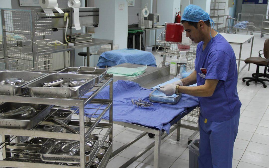 سلامة المرضى هل هي مضمونة وفق منظمة الصحة العالمية ام لا  رقابة ؟