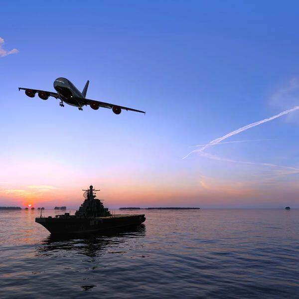 وسائل النقل..  تهدّد الجوّ والبحر!
