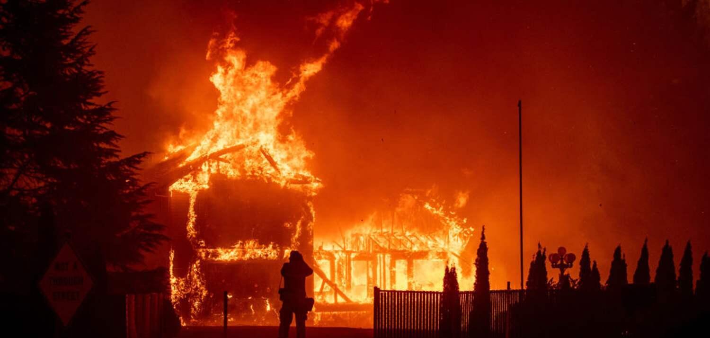 2019 عام حرائق الغابات الاستثنائية حول العالم!
