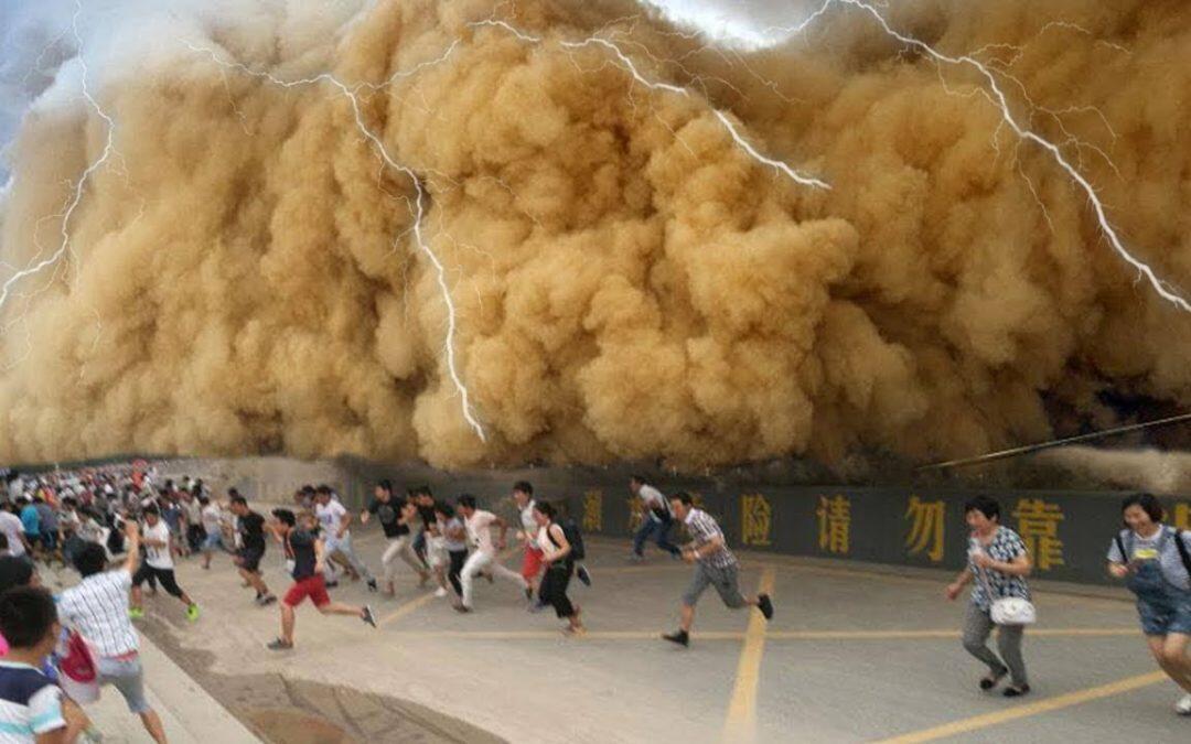 الكوارث  الطبيعية في 2019  كلفت العالم 140 بليون دولار