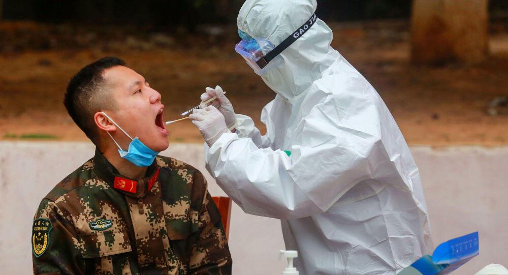 الصين تعلن إصابة 1716 من العاملين في قطاع الصحة بفيروس كورونا
