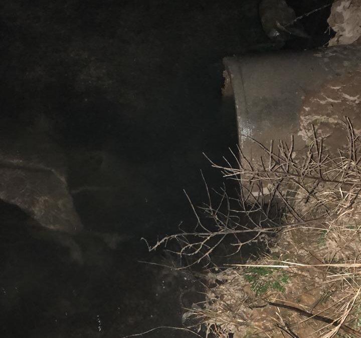 فرق الكشف الليلي في المصلحة الوطنية لنهر الليطاني تتابع الكشف على المؤسسات الصناعية في الحوض الاعلى للنهر