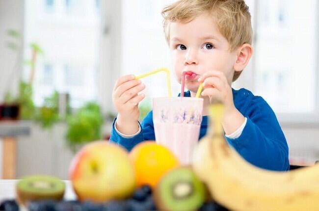 مشروبات لتقوية المناعة عند الأطفال
