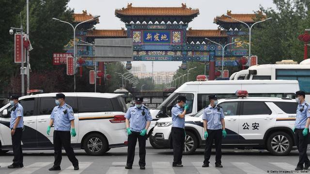 بكين تسجل أكبر عدد للمصابين الجدد في الصين !