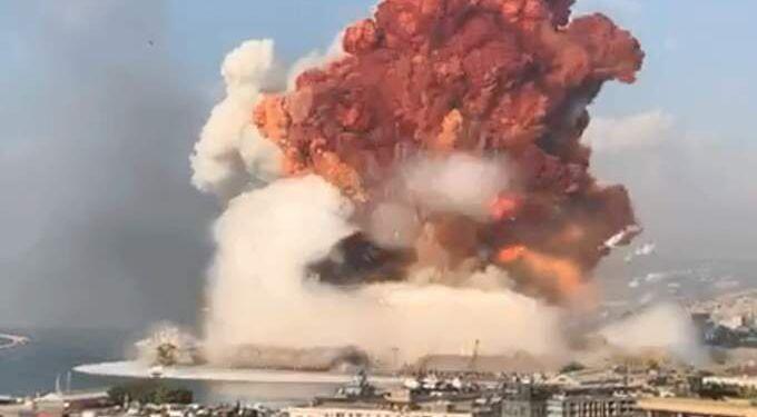بيروت: انفجار صحي بيئي نفسي كارثي