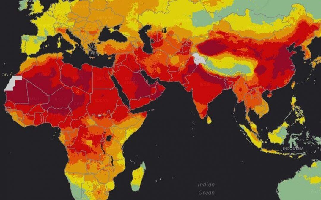 البلدان العربية تعاني تلوث هواء يتجاوز 10 أضعاف الحدود العالمية