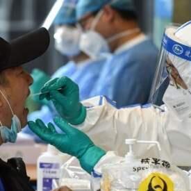 فرض إغلاق جزئي بـ5 مقاطعات بالعاصمة الصينية بعد تسجيل 103 إصاباتح