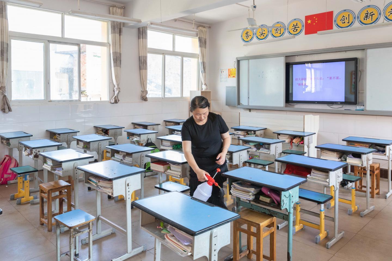 يونيسيف: 168 مليون تلميذ وتلميذة خارج التعليم بسبب كورونا