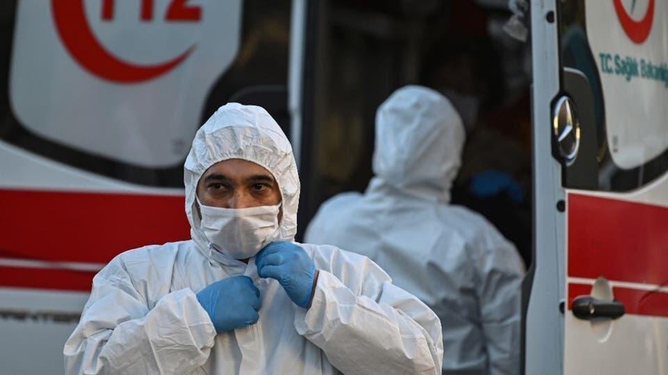 تركيا: تسجيل أكثر من 54,7 ألف إصابة جديدة بفيروس كورونا خلال الـ 24 ساعة الماضية