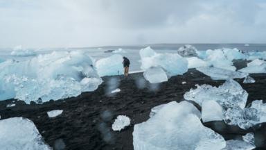 """جبل جليدي هائل """"كان ذات يوم الأكبر في العالم"""" ذاب واختفى فعلا!"""
