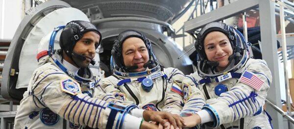 من هي أول رائدة فضاء عربية؟