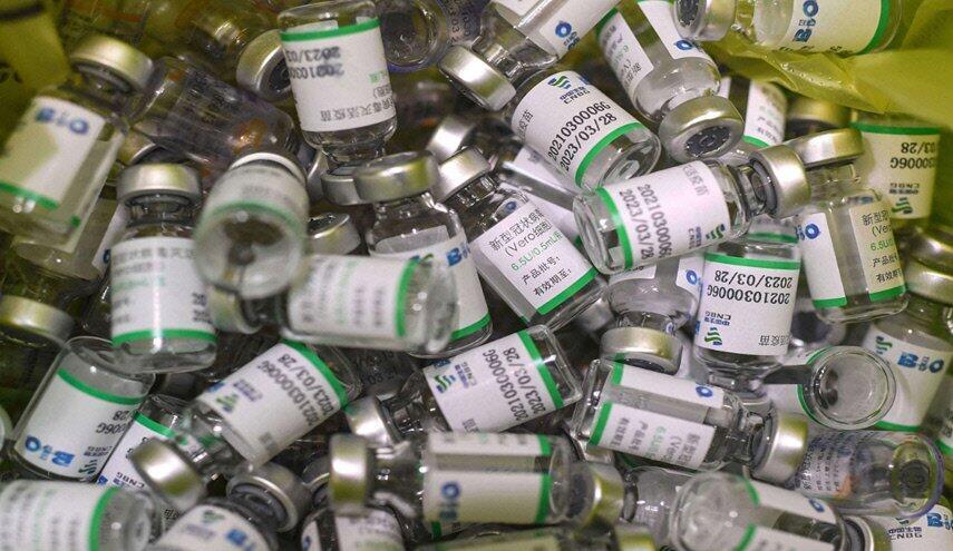 """خطر بيئي جديد : نفايات التطعيم """"قنبلة  موقوتة"""""""