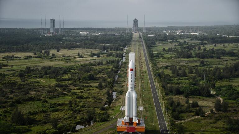 روسيا تؤكد سقوط الصاروخ الصيني التائه وتحدد مكانه