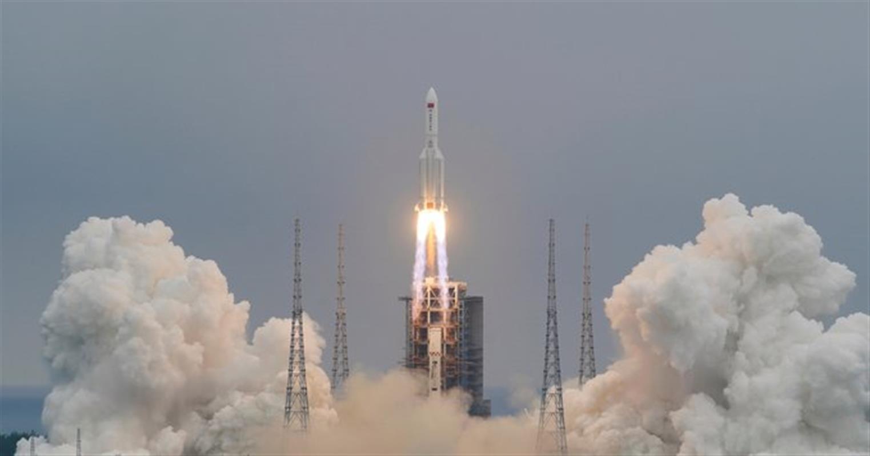 الصّاروخ الصيني التائه .. خبراء يكشفون مصيره!