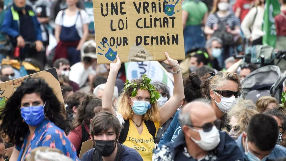 احتجاجات جديدة في فرنسا ضد ماكرون