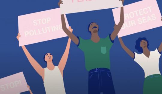 ستة أسباب تجعل العيش في بيئة صحية حقًا من حقوق الإنسان