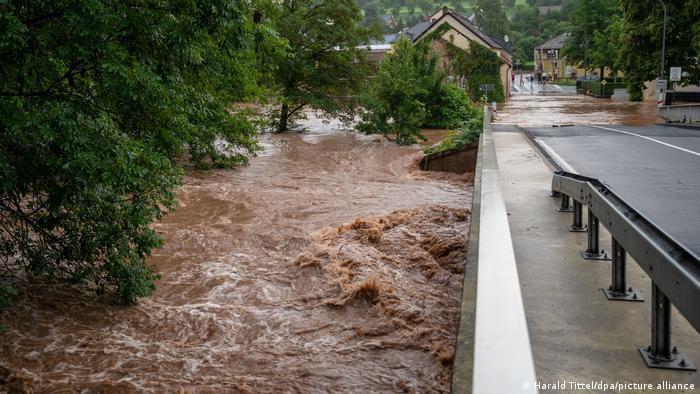 """وصفت بـ""""المأساة"""" ـ فيضانات ألمانيا تخلف 81 قتيلا وأكثر من ألف مفقود"""