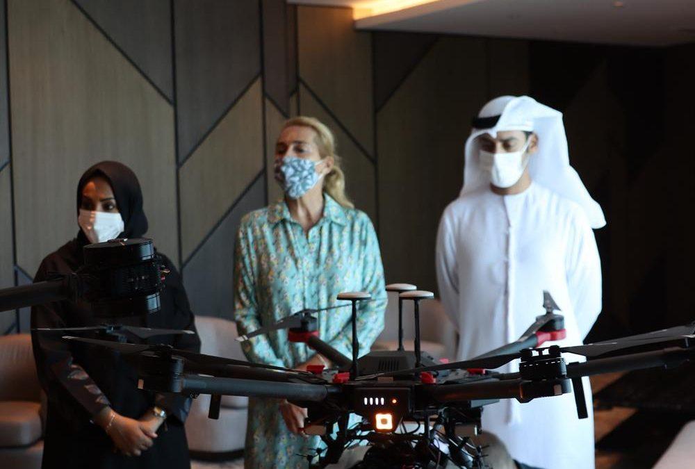 """هيئة البيئة-أبوظبي وشركة """"إنجي"""" تطلقان المرحلة الثانية من مشروع إعادة تأهيل القرم"""