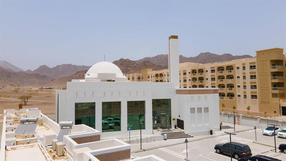 """""""كهرباء دبي"""" تدشن أول مسجد في العالم بتصنيف بيئي متميز"""