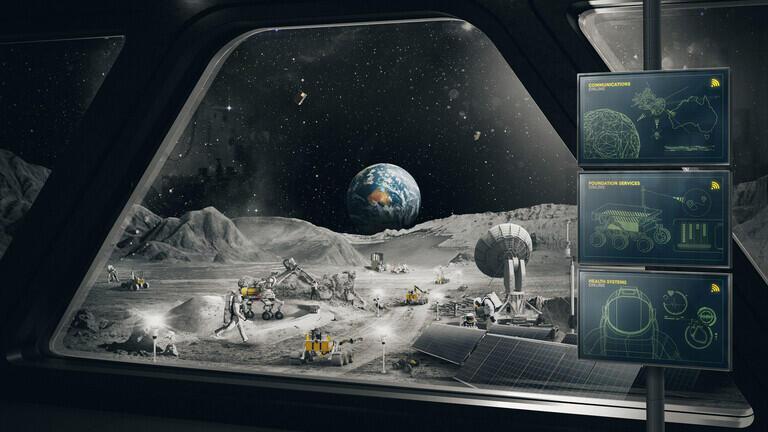أستراليا تصنع مسبارا يساعد ناسا في البحث عن أكسجين على القمر